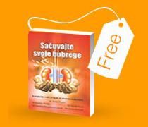 """Besplatno do knjige """"Sačuvajte svoje bubrege"""". Kliknite na sliku ispod."""