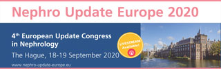 Nephro Update Europe 2020 Newsletter